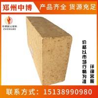郑州中博耐材 大刀口砖T39高铝砖 加工定制刀口砖 质量可靠