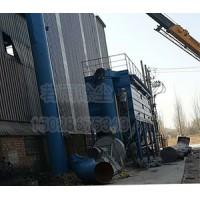 山东砖厂煤矸石破碎机布袋除尘器厂家