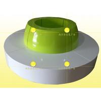 南京圆形展示柜 弧形柜台制作