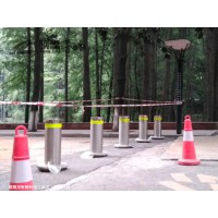 武汉遥控升降柱厂家 学校液压阻车桩价格 武汉阻车路桩厂家