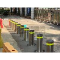 湖北升降柱 遥控液压挡车柱 防撞柱阻车器 武汉地桩路桩价格