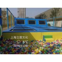 120平超级蹦床房地产娱乐暖场道具出租,出售