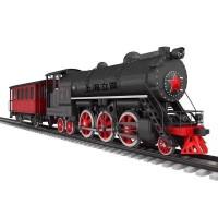复古火车模型房地产娱乐暖场道具出租,出售