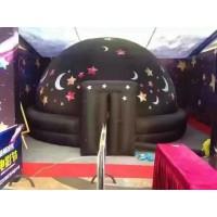 充气式球幕影院房地产娱乐暖场道具出租,出售