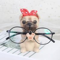 摆件创意礼品卫生间浴室洗手台装饰品眼镜支架可爱眼镜展示架