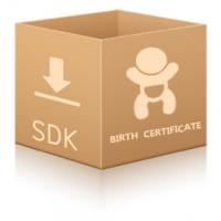 云脉出生证识别SDK软件开发包支持个性化定制服务