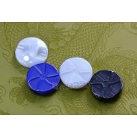 汤斯敦浮雕纽扣 国内陶瓷产品货源厂家 专业定制生产