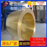 高品质h59黄铜带,h75耐高温黄铜带-h68宽幅黄铜带