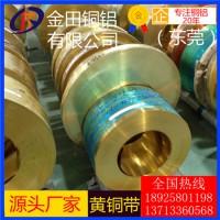 h70黄铜带*h65高韧性电缆黄铜带,h85耐腐蚀黄铜带