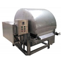 不锈钢真空洗沙机,豆类脱皮洗沙机,豆沙馅料生产线图片,参数