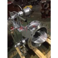 不銹鋼電磁式煤氣安全切斷閥DMF-0.1P型