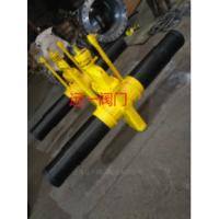 PE管連接燃氣埋地閘閥MZ67F-16C