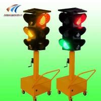 葫芦岛太阳能移动红绿灯 路口临时交通信号灯厂家