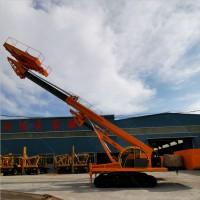 建筑基坑支护锚杆钻机 高边坡支护锚固钻机 护坡锚固钻机