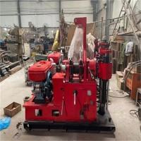 立轴取芯钻机 锡探GXY-200矿山钻机 架柱式探水钻机