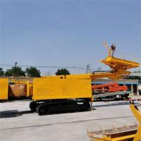 加工定制20米基坑支护钻机 隧道锚固钻机 锚固履带钻机